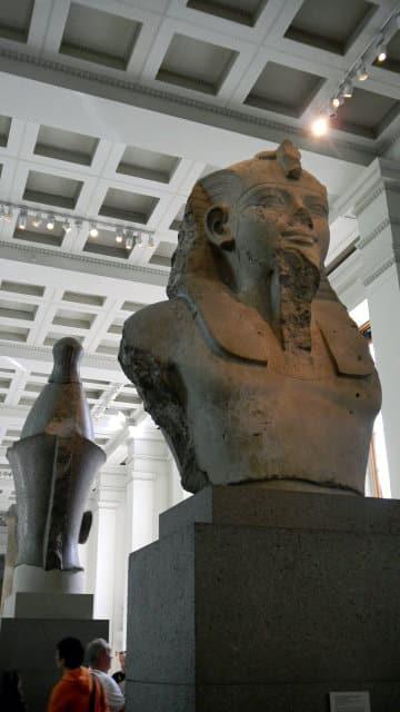 British Museum Egyptian exhibition
