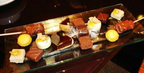 Le Manoir chocolates