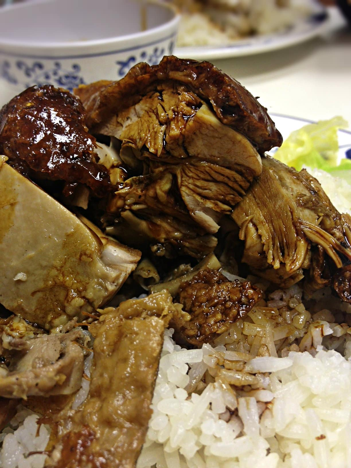 Hoo Hing Bletchley Chinese duck rice