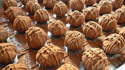 Rum truffles 2