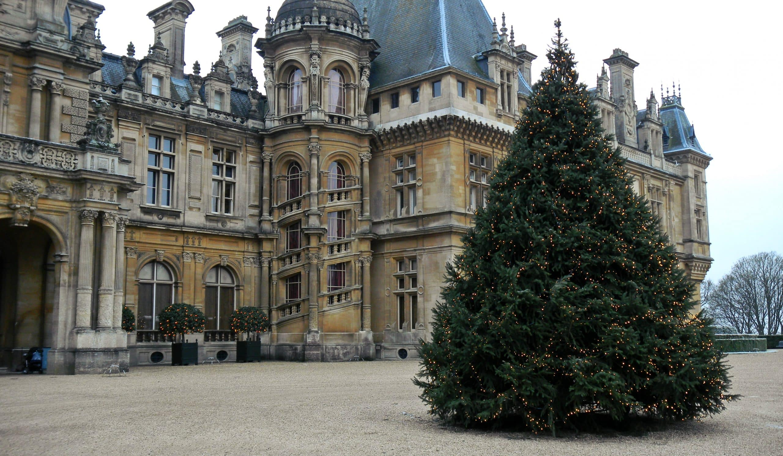 Waddesdon Manor Christmas