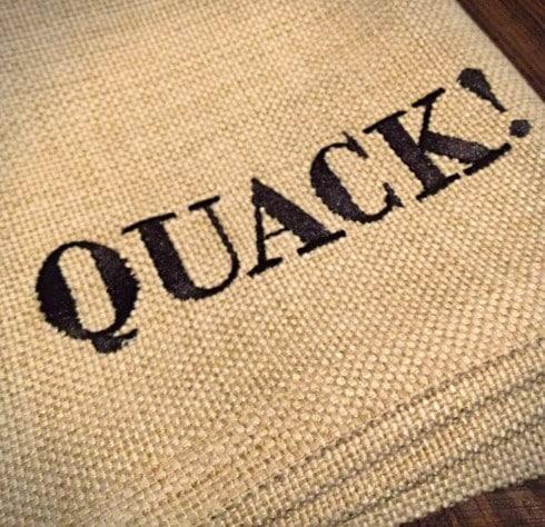 Muddy Duck Hethe Quack