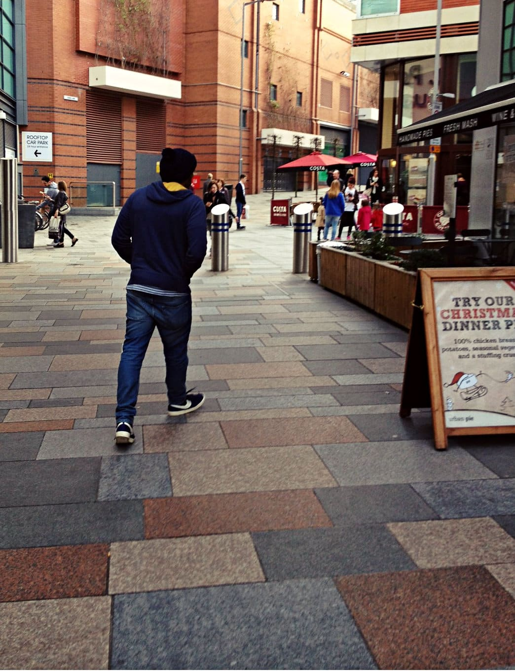 Urban pie Leicester