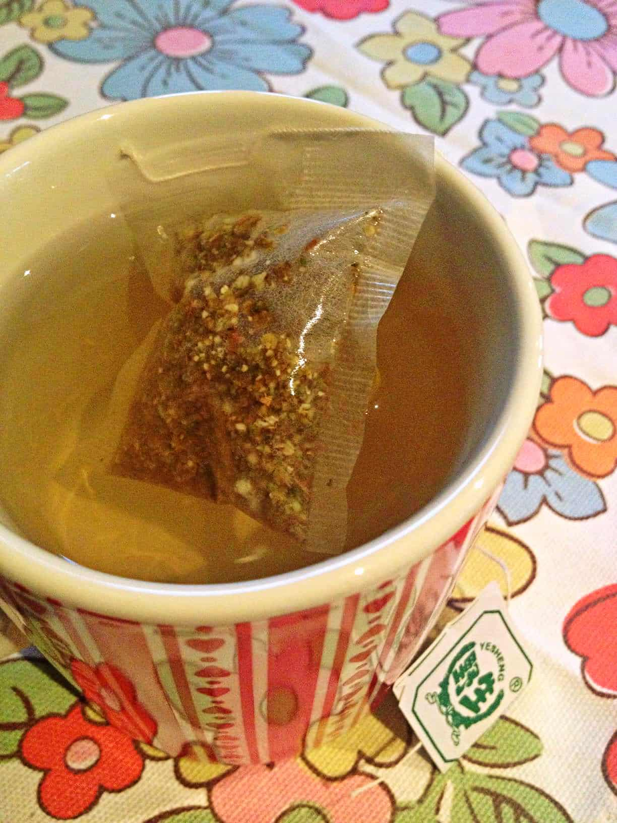 lowering blood sugar bitter gourd tea