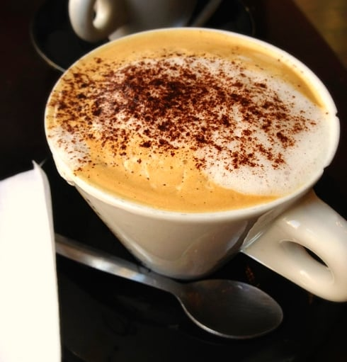 Amsterdam coffee