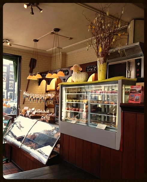 Cupcake Bakery Amsterdam