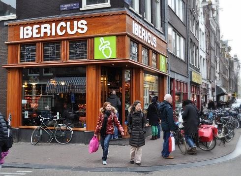 Ibericus Ham amsterdam