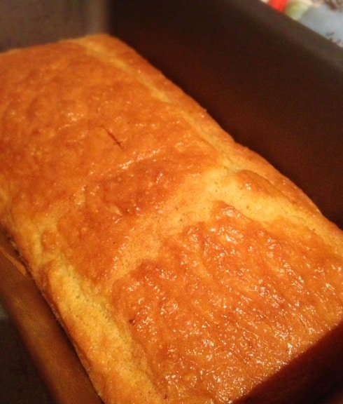Keto bread loaf low carb recipe