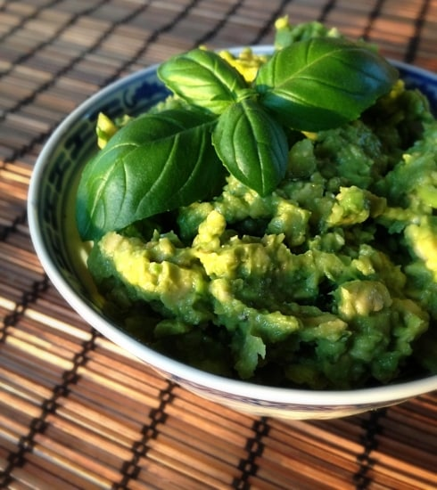 Guacamole express yum dim sum