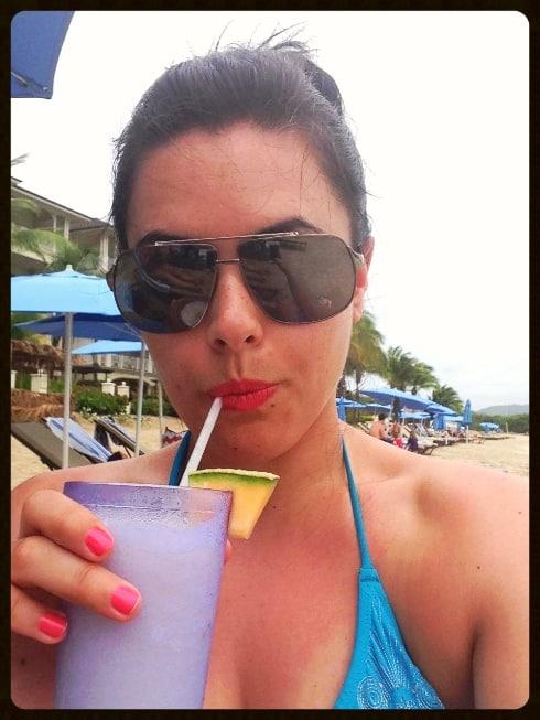 Best Pina Colada St Lucia The Landings Yum Dim Sum