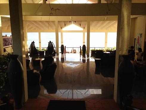 Calabash Cove Entrance St Lucia