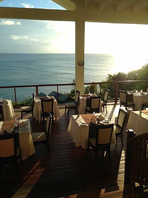Calabash Cove Restaurant St Lucia