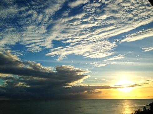 Calabash Cove Sunset St Lucia