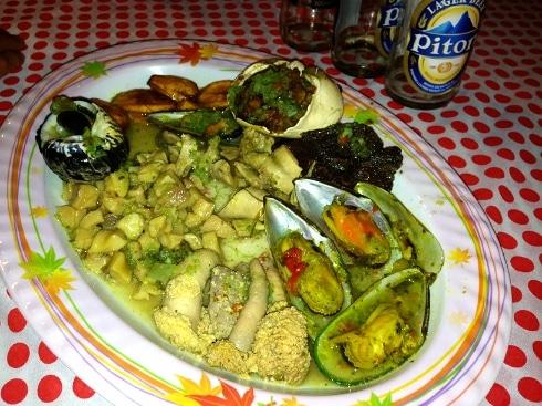 Fish fry Anse La Raye St Lucia