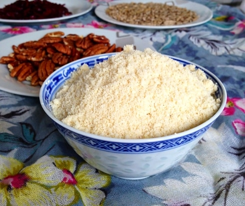 Power Muffins almond flour
