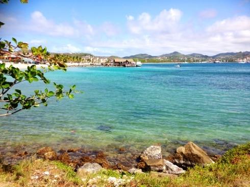St Lucia Sea