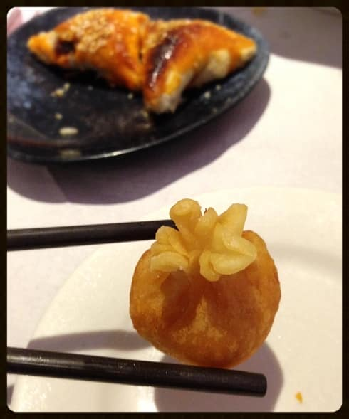 Taipan hot spicy wontons