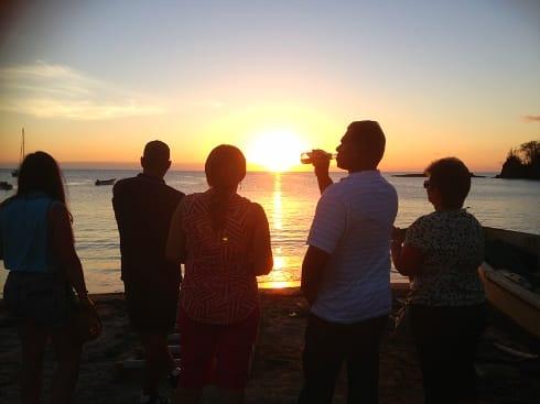 Yum Dim Sum Anse La Raye St Lucia