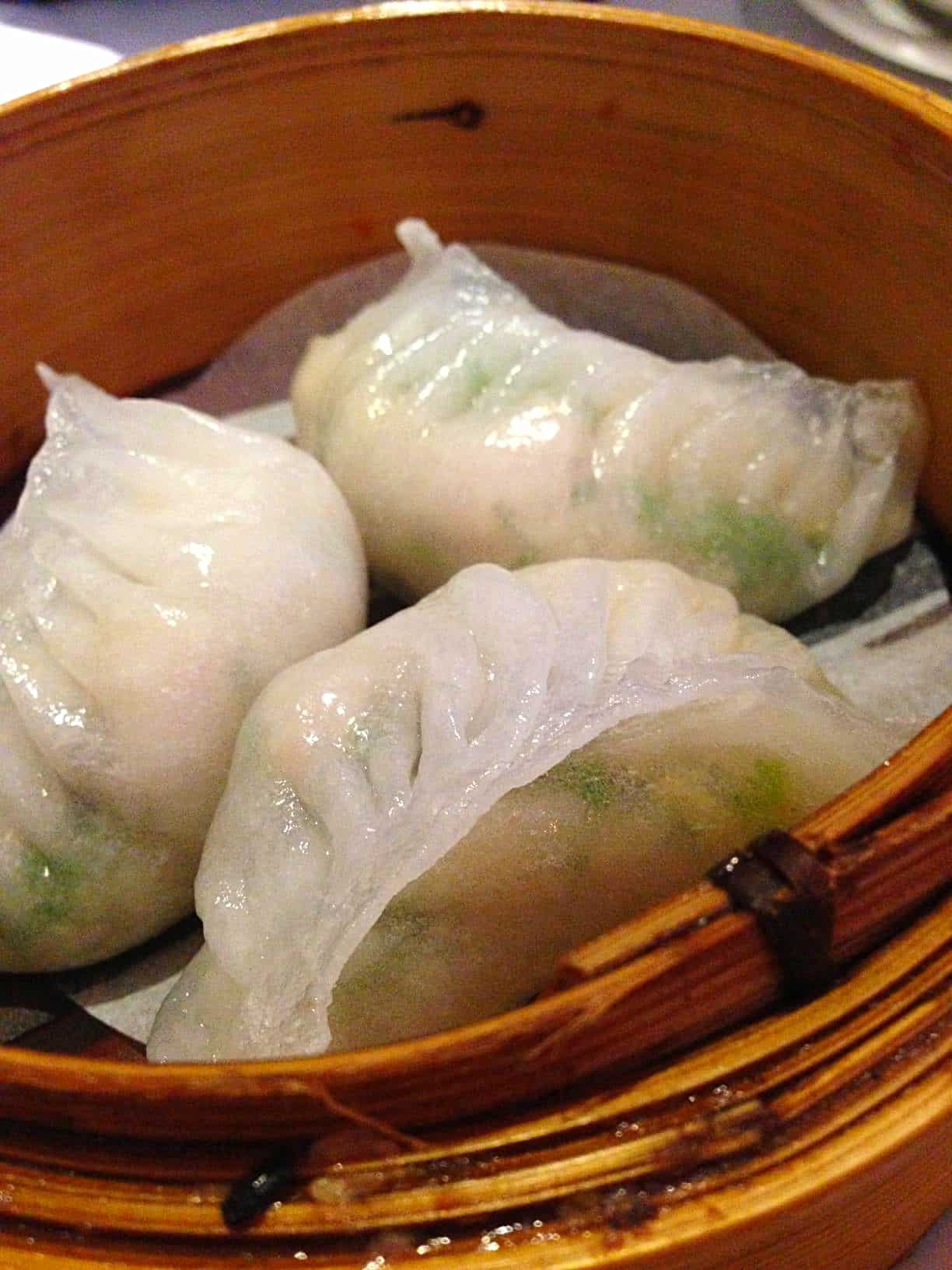 Coriander chicken dumpling yum dim sum