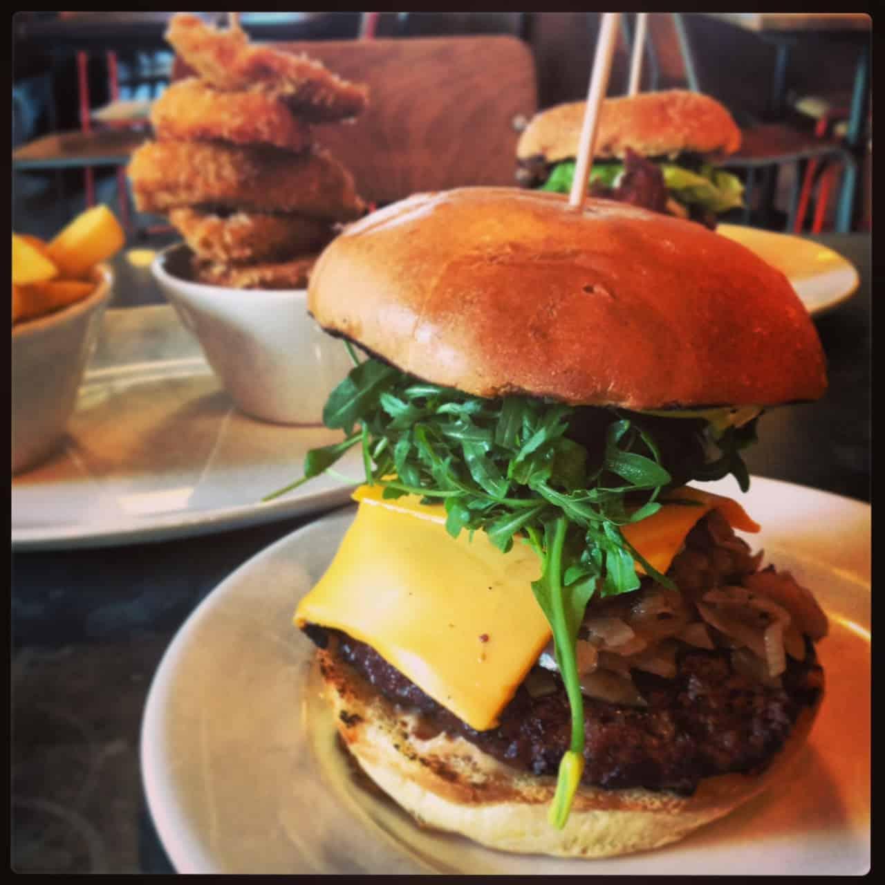 GBK burger The Don