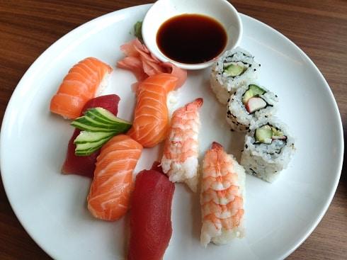 Mii & U Miltn Keynes sushi
