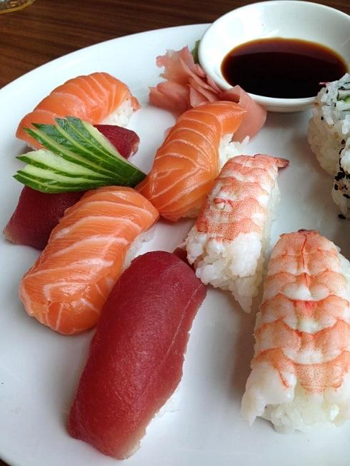 Milton Keynes Mii & U Sushi