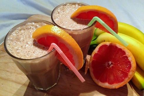 Rum Dim Sum Javalatte cocktail