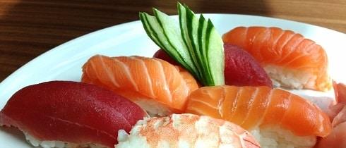 Sushi Mii & U Milton Keynes cover
