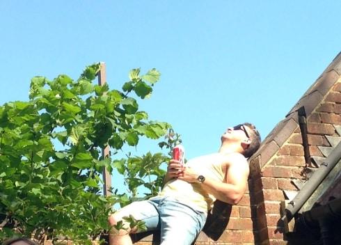 British Summer sunshine