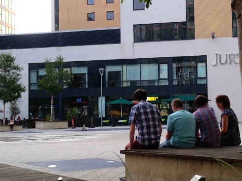 Hub Milton Keynes Summer