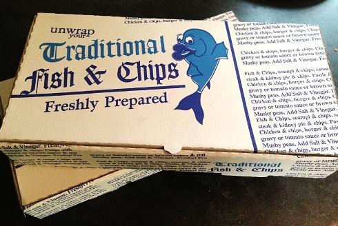 Milton Keynes fish & chips Sams takeaway Medbourne