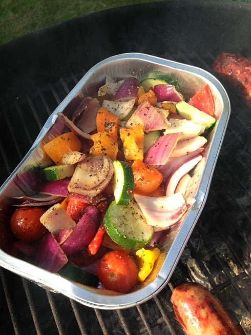Roast veg