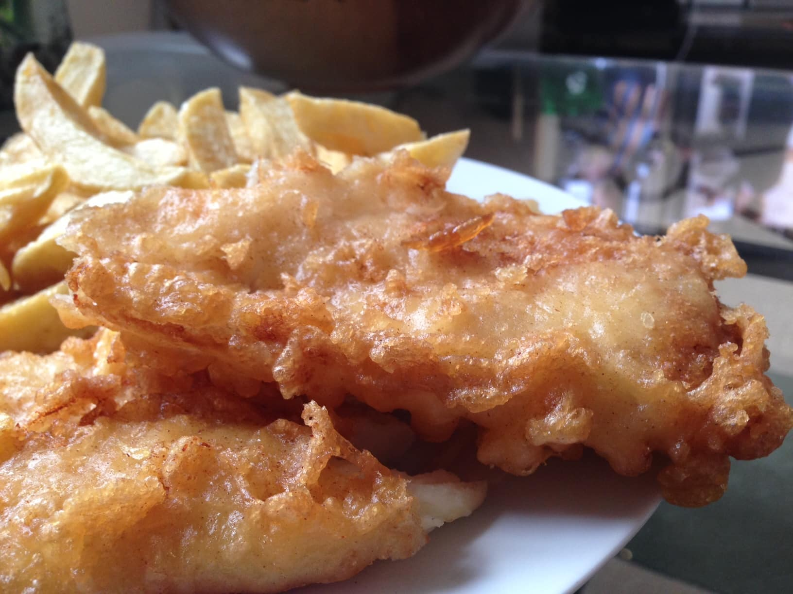 Sams takeaway fish chips Medbourne Milton Keynes