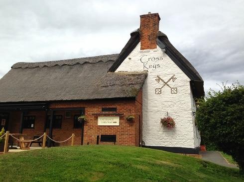 Cross Keys Milton Keynes pub