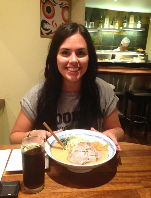 Jo Yum Dim Sum Sushiya Japanese restuarant Edinburgh
