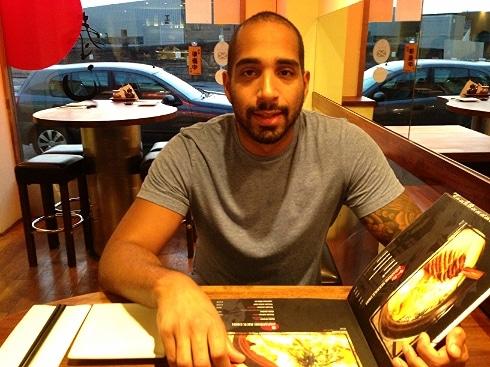 Sushiya Edinburgh Japanese restaurant