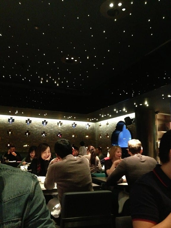Yauatcha dim sum Soho London