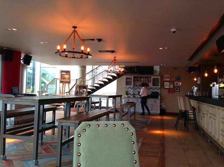 Missoula Milton Keynes restaurant