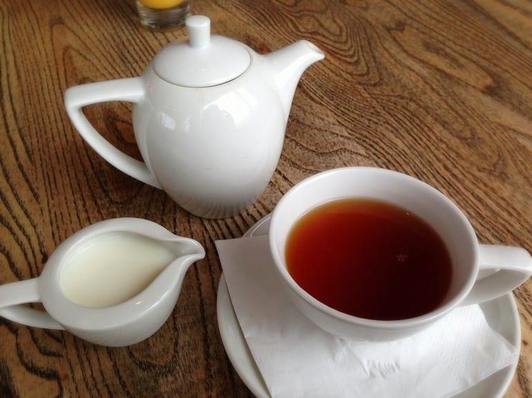Missoula Milton Keynes restaurant breakfast tea
