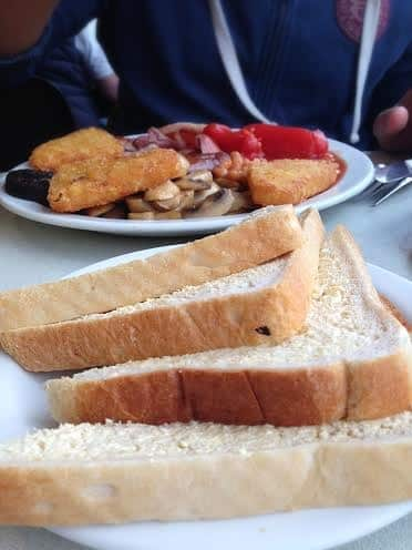 Bread butter Mister Teas Bletchley Milton Keynes