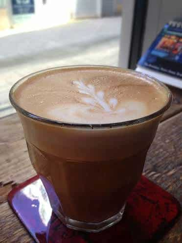 Bogota Coffee The Hub Milton Keynes Review flat white
