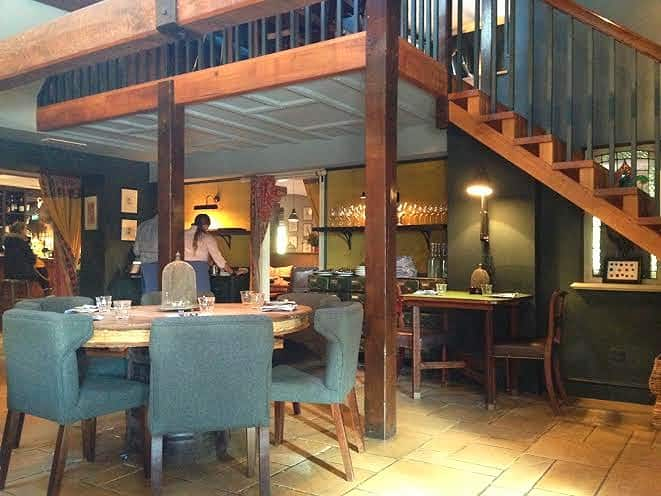 The Chequers Chipping Norton pub review