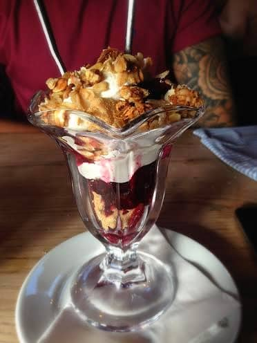 The Chequers Chipping Norton review Sundae