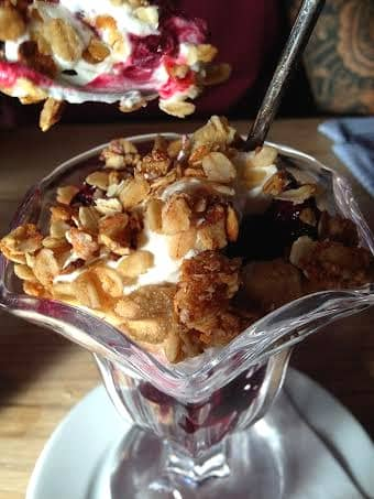 The Chequers Chipping Norton sundae review