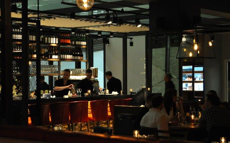 Middletons Steakhouse Milton Keynes restaurant