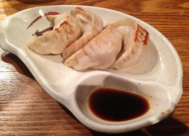 Red Star Oxford gyoza