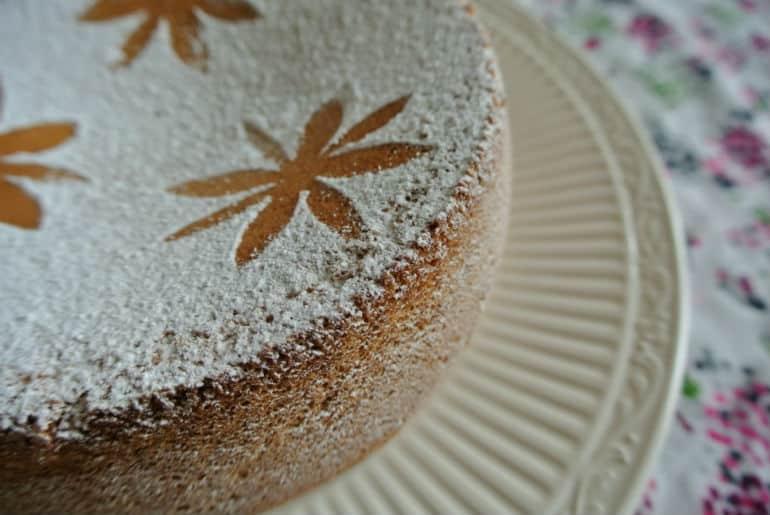 Tarat De Santiago cake recipe Easter baking