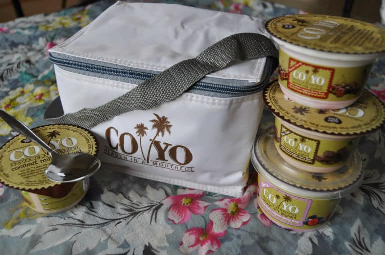 coyo coconut yoghurt chocolate review delivery