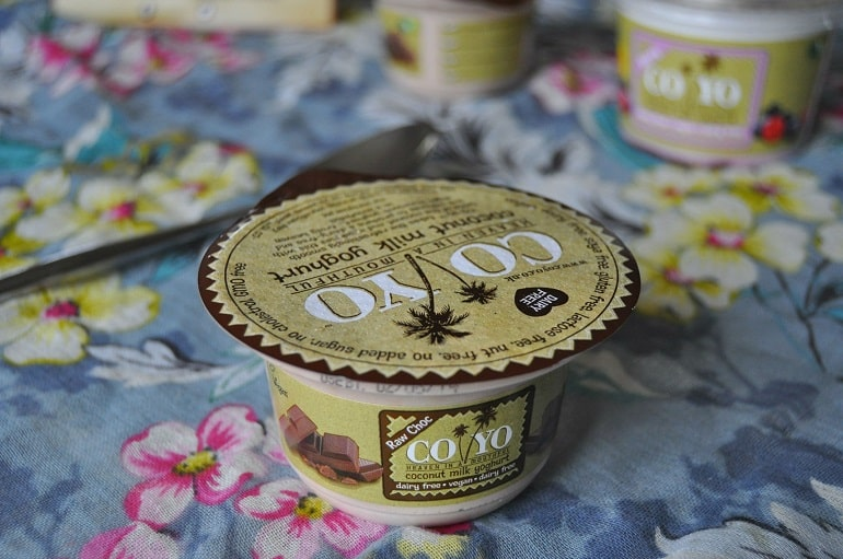 coyo coconut yoghurt review chocolate