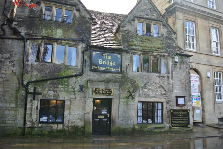 Bridge tea room Bradford on Avon review 1502